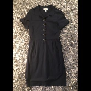 Talbots Petite Navy Dress